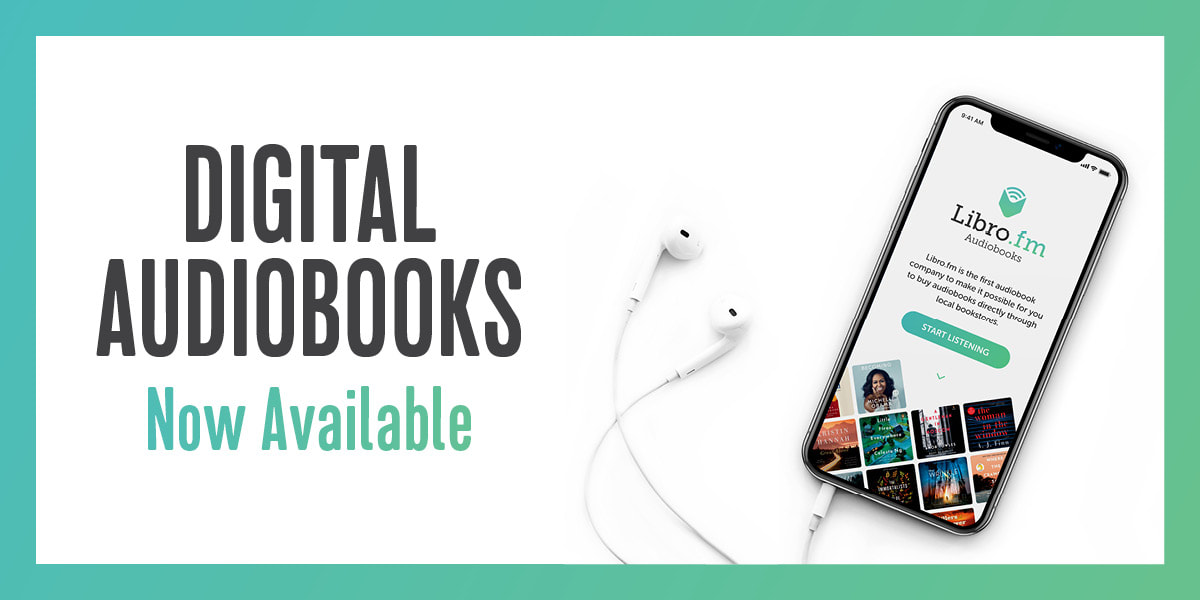 Audio Books Now Available